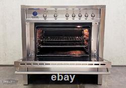 Smeg Opera A1 90cm All Electric Ceramic Hob & Large Oven RANGE COOKER (1y28)