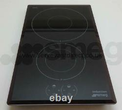 Smeg SE2320ID1 30cm Touch Control Induction Ceramic Electric Hob in Black