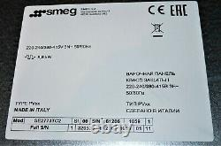 Smeg SE2773TC2 Touch Control 77cm Ceramic Hob in Black glass