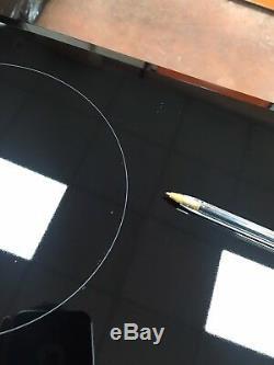 Smeg SE385EMTB 77cm 5 Burner Ceramic Hob Black