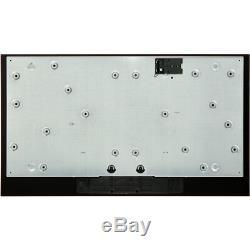 Smeg SE395ETB 90cm 5 Burners Ceramic Hob Touch Control Black