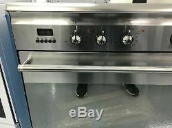 Smeg SUK92CMX9 90cm Electric Range Cooker Ceramic Hob Stainless Steel #250533