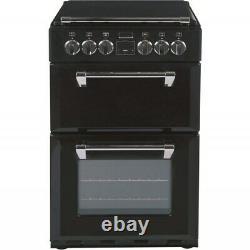 Stoves Mini Range RICHMOND 550E 55cm Electric Cooker with Ceramic Hob Black