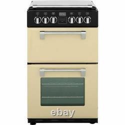 Stoves Richmond 550E 55cm'Mini Range' Cooker, Electric Ovens, Grill, Hob, & Lid