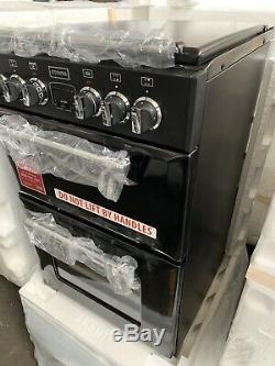 Stoves'Richmond' 550E 55cm Mini Range Electric Ovens & CERAMIC Hob/Cast Lid