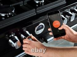 Stoves Richmond 600E 60cm Mini Range Electric Cooker Double Ovens, Grill & Hob