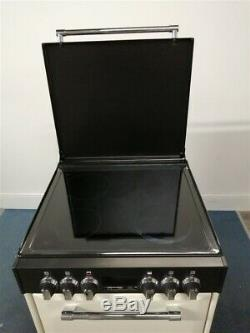 Stoves Richmond600E 60cm Electric Cooker with Ceramic Hob Cream (IP-09255906)