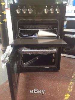 Stoves Richmond600E Electric Cooker with Ceramic Hob Black #151985