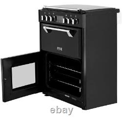 Stoves Richmond600E Free Standing A/A Electric Cooker with Ceramic Hob 60cm