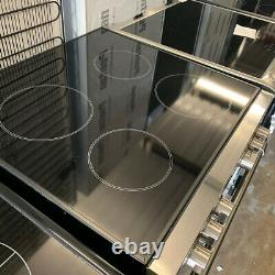 Stoves STERLING600E 60cm Electric Cooker with Ceramic Hob A/A Rated SS