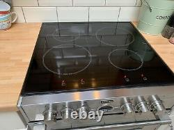 Stoves Sterling 600Ei S/Steel Ceramic Induction Electric Cooker Hob Fault