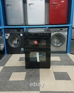 Wd4617 black logik 60cm ceramic hob electric cooker LFTC60B16