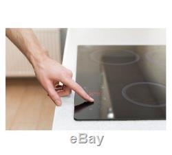 Whirlpool Touch Control Ceramic Hob AKT833NE Built-in 77cm Frameless 4 zone