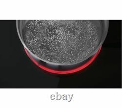 ZANUSSI OvalZone ZHRN673K Electric Ceramic Hob Black Glass Currys
