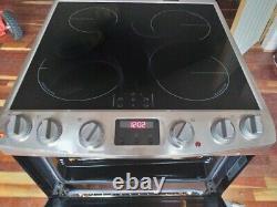 Zanussi ZCI66250XA 60cm Electric Cooker Induction Hob ao. Com RRP£749.00