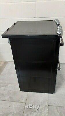 Zanussi ZCI66278XA 60cm Electric Double Oven with Induction Hob U41428