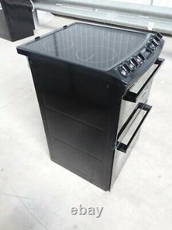 Zanussi ZCV46250BA Electric Cooker Ceramic Hob Black A/A Rated A #LF22532