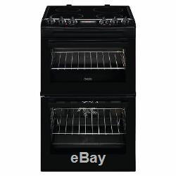 Zanussi ZCV46250BA Electric Cooker with Ceramic Hob
