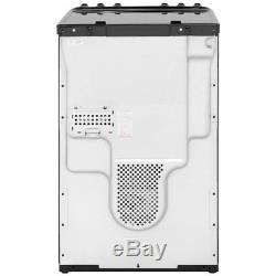 Zanussi ZCV48300BA Avanti Free Standing Electric Cooker with Ceramic Hob 55cm