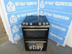 Zanussi ZCV66050XA 60cm Electric Cooker with Ceramic Hob Stainless Steel HA2807