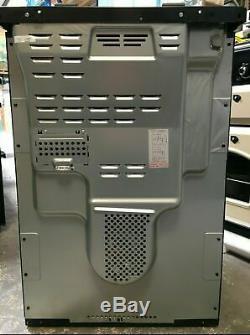 Zanussi ZCV66080BV Electric Cooker with Ceramic Hob Black (CK1705)