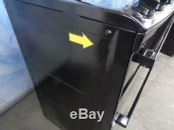 Zanussi ZCV66250BA 60cm Electric Cooker Ceramic Hob Black HA3352