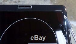 Zanussi ZCV66250BA A/A Rated Electric Ceramic Hob Cooker in Black