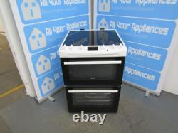 Zanussi ZCV66250WA 60cm Electric Cooker with Ceramic Hob White HA2506