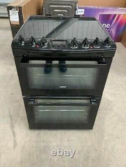 Zanussi ZCV69360BA Electric Cooker with Ceramic Hob Black A/A Rated #LF26692
