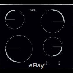 Zanussi ZEV6240FBA 60cm Touch Control Ceramic Hob