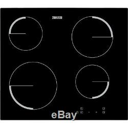 Zanussi ZEV6240FBA Touch Control Ceramic Electric Hob WT2972