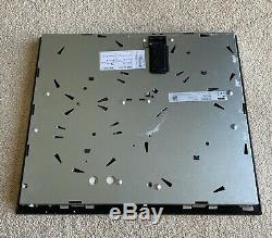 Zanussi ZEV6240FBV 4 Zone Touch Control Ceramic Hob Black