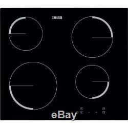 Zanussi ZEV6240FBV 4 Zone Touch Control Ceramic Hob HA1227
