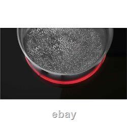 Zanussi ZHRN640K 60cm Four Zone Ceramic Hob