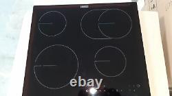Zanussi ZHRN643K 59cm Ceramic Hob Black