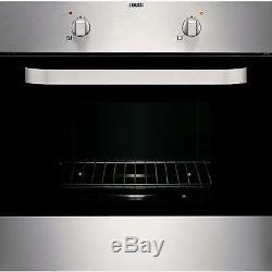 Zanussi ZPVF4130X Built-in One Pack Electric Oven + Ceramic Hob in St/Steel New